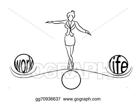 Drawing Of Balance In Art