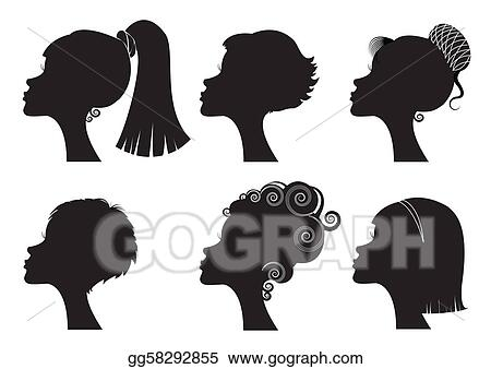 Hairstyles - Hair Style Icon Png Clipart (#2085530) - PinClipart