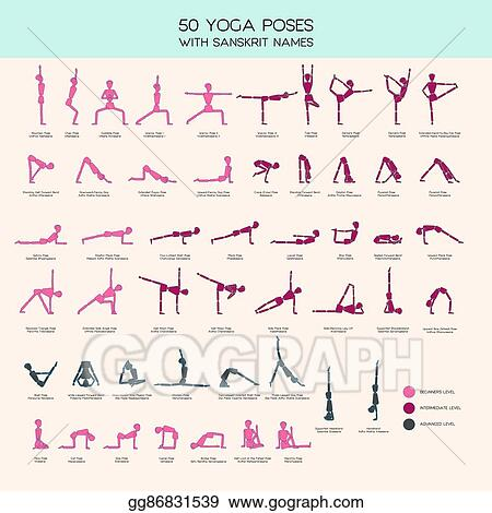 yoga poses sanskrit names  blog dandk