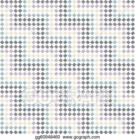 Vector Art - Zigzag pattern in steps - color pastel  EPS
